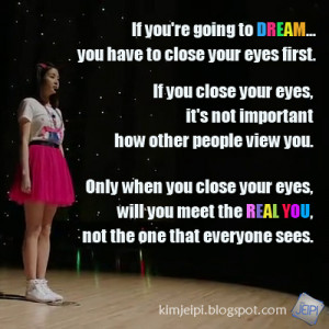 Quotes #Korean Drama Quotes #Inspiring Quotes #Dream High #Dream High ...