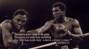 Ali motivational quotes quotes Image