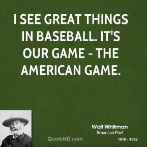Baseball Quotes | QuoteHD
