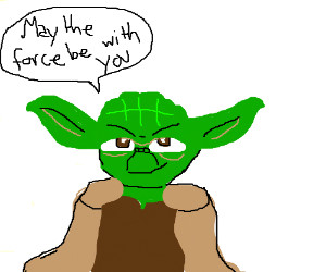 Yoda quotes most famous line from Star Wars