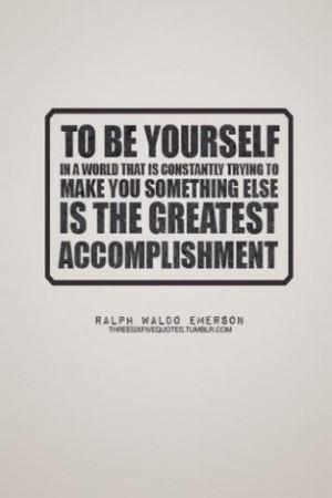 Ralph Waldo Emerson Quote Screenshot 3