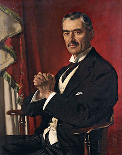Neville Chamberlain Quote