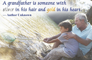 Quotes About Grandfathers And Grandsons