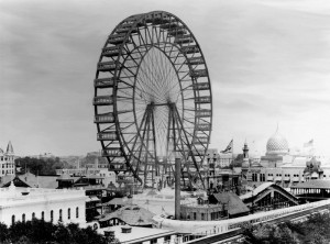 The World's Fair was held in Chicago's Jackson Park and—for six ...