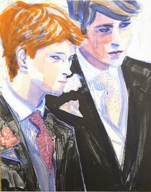 Elizabeth Peyton is an American painter who is a contemporary artist ...