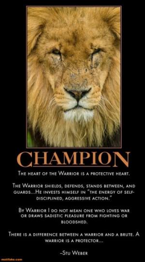 Lion Motivational Quotes