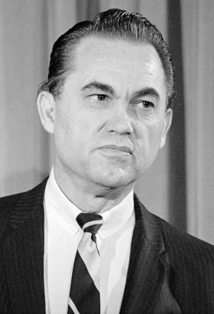 Birth of George Corley Wallace, Future Governor of Alabama Defender of ...
