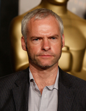 luncheon in this photo martin mcdonagh writer director martin mcdonagh