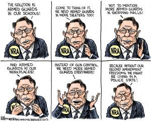 Ending Gun Violence: