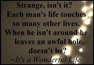 ... it s a wonderful life quotes from movie its a wonderful life quotes
