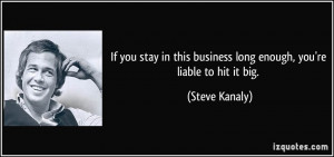 More Steve Kanaly Quotes