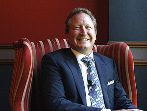 Andrew Forrest was found not guilty of misleading investors in the ...