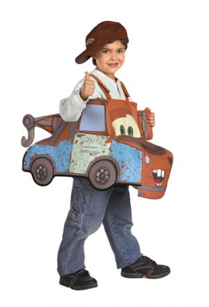 Deluxe Tow Mater Costume - Cars Costumes