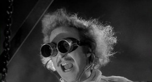 Young Frankenstein – Captions gone wrong