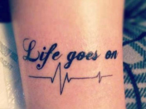 Meaningful Tattoo Quotes Ideas
