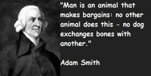Adam smith famous quotes 1