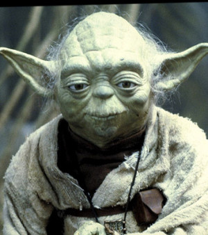 selection of the timeless wisdom of Jedi Master Yoda. They typically ...