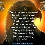 Marine Corps Quotes HD Wallpaper 16