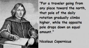 Nicolaus copernicus famous quotes 1