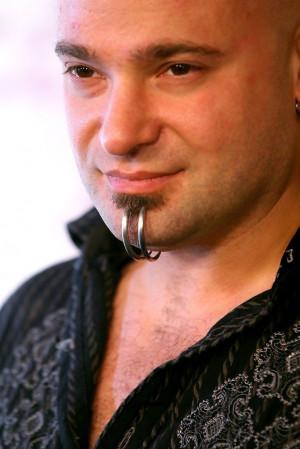 David Draiman of Disturbed