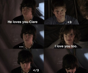 Eli's heart breaking