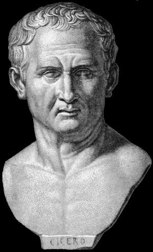 Political career of Cicero