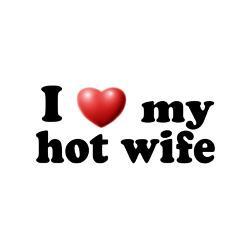 love_my_hot_wife_greeting_card.jpg?height=250&width=250&padToSquare ...
