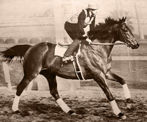 At the height of horse racing fever, this race was a pivotal moment in ...