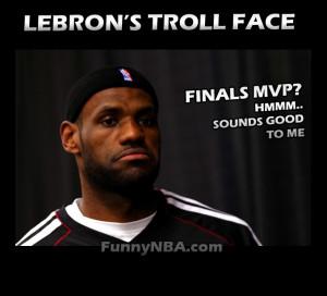 LeBron James Vs. Spurs Funny Memes