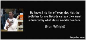 More Brian McKnight Quotes