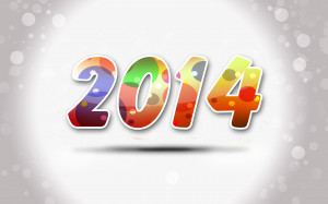 New Year Wishes 2014 ~ Hd Wallpaper