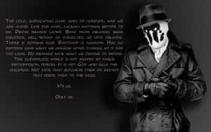 Watchmen Rorschach Wallpaper 1680x1050 Watchmen, Rorschach