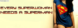Superwoman Profile Facebook Covers