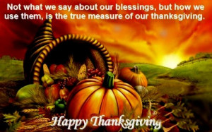 Thanksgiving Day Quotes For Family ~ thanksgiving day quotes family ...