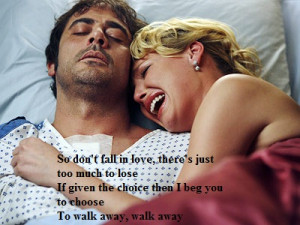 Duquette character on talkdenny duquette quotes . Taking turns lot ...
