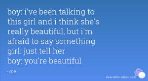 She 39 s Beautiful Quotes to Tell Your Girlfriend