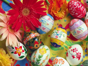 Cute Easter Eggs Designs Ideas,HD Images Wallpapers For Pinterest