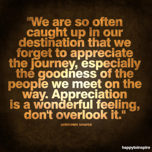 quotes about appreciating life appreciate every little things and ...