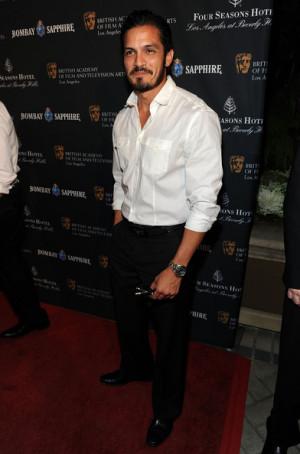 Rick Gonzalez Actor Attends...
