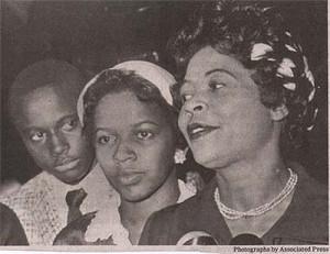 DaisyBates, 84, Civil Rights Leader