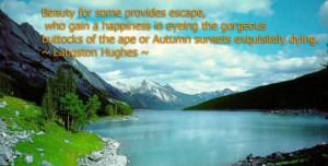 http://www.imagesbuddy.com/beauty-for-some-provide-escape-nature-quote ...