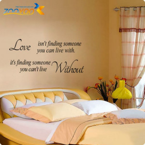 warm-family-quote-for-home-decor-living-room-wall-decal-ZooYoo2004 ...