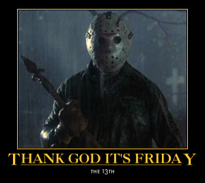 Friday 13th Comments