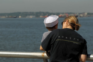 Annual Fleet Week Starts With Parade Of Ships Coming Into New York ...
