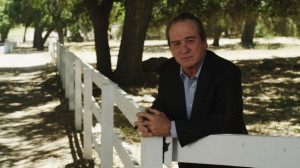 ... campaign featuring a celebrity : Academy award-winner Tommy Lee Jones