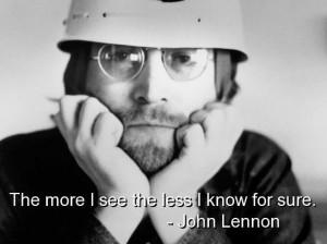 John lennon best quotes sayings wise wisdom short