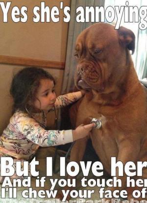 Animal Memes – Yes she's annoying