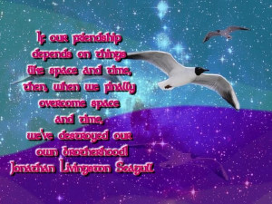 Jonathan Livingston Seagull quote