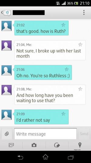 funny auto-correct texts - Dad Joke #342