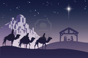 ... -christmas-nativity-scene-with-the-three-wise-men-going-to-meet